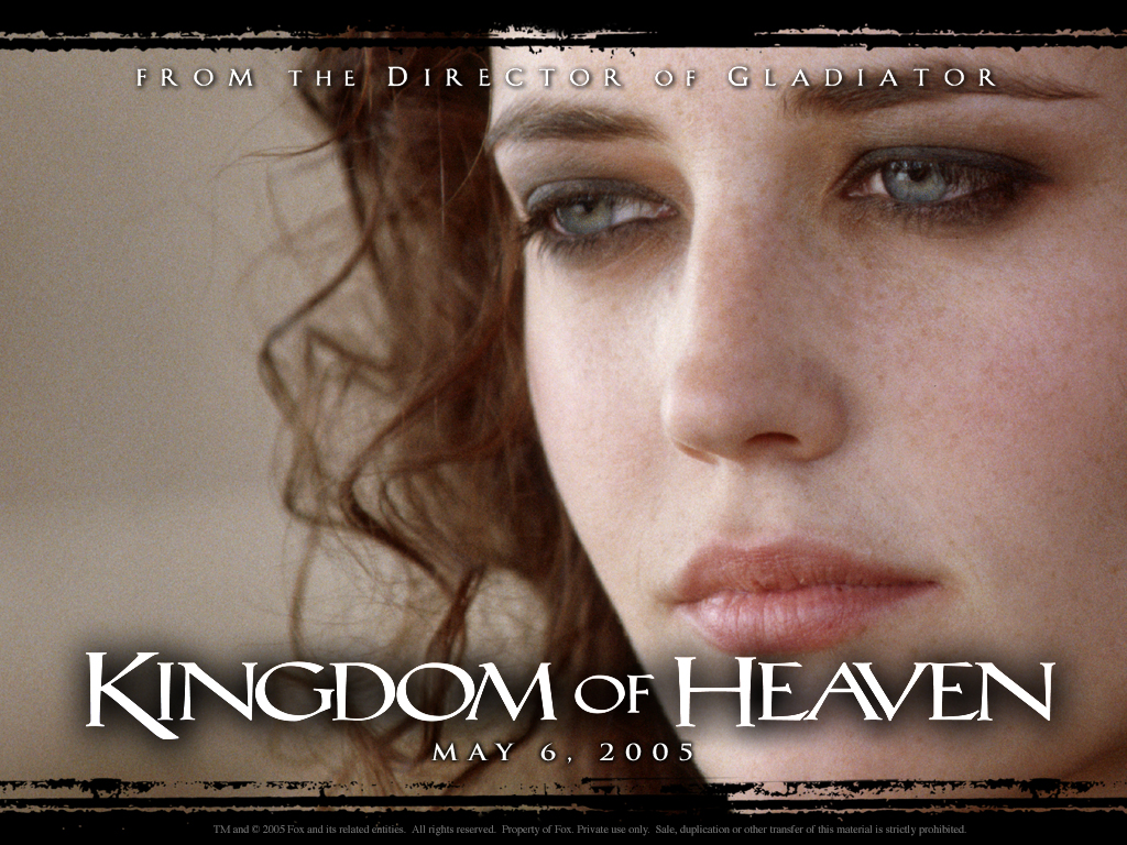 I was also surprised that Eva Green was in this. Does anyone else get confused when historical characters wear so much eyeliner, though?