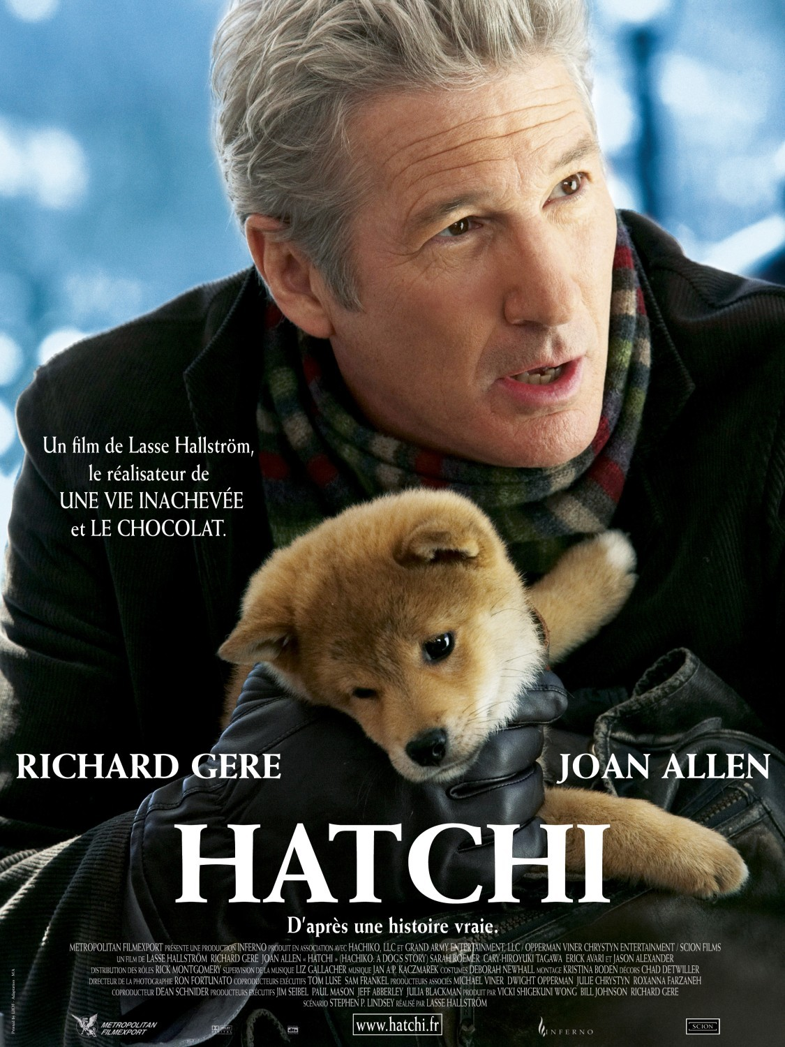 The Man Who Cou... Hachiko Movie