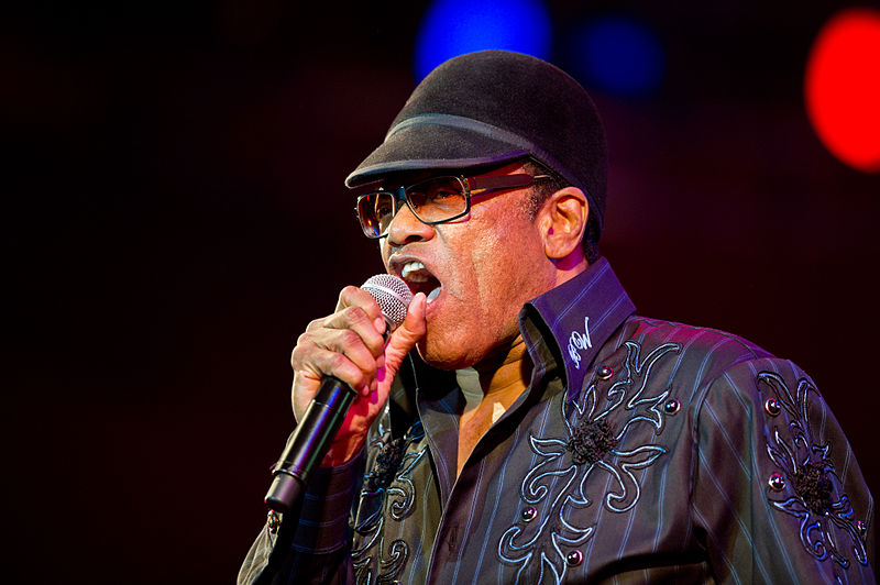 Bobby Womack. Photo by Bill Ebbesen via Wikimedia Commons.