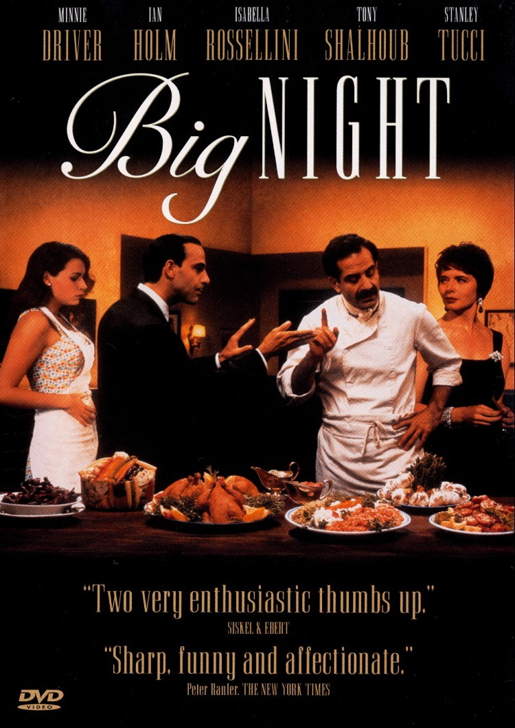 you just don�t get it do you the �big night� edition