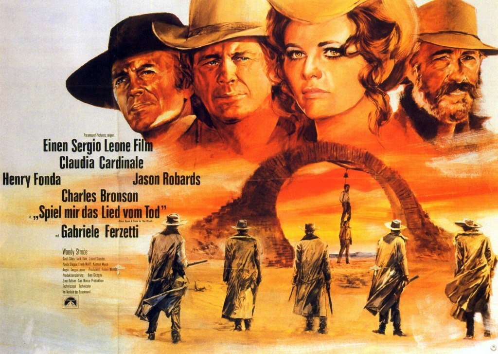 Poster - Once Upon a Time in the West_17